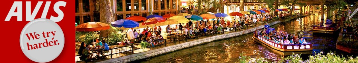 Car Rental San Antonio Avis Car Rental Riverwalk San